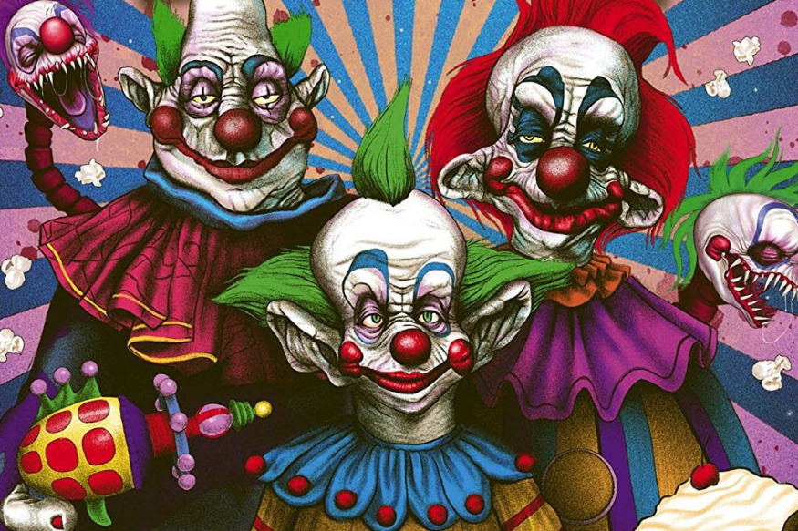 Retour sur un film d'horreur culte : Killer Klowns from Outer Space