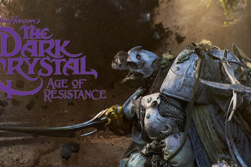 The Dark Crystal, Age Of Resistance : Making Of et Artbook